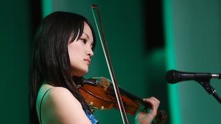 白小路紗季(Violinist)