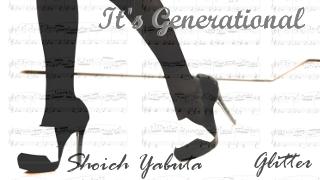 It's Generational at 赤坂ステラ コンサート[Glitter]イメージ