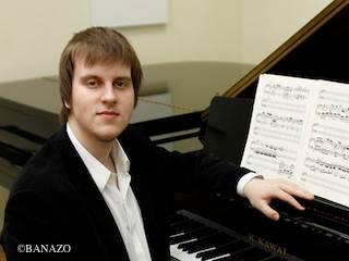 アンドレイ・シチコ ピアノコンサート