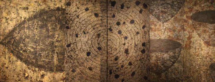 山口敏郎:宙の種・満天星・影の浮遊