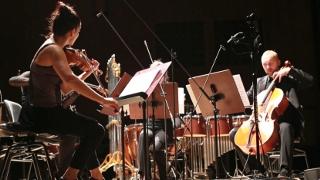 EDGE String Quartet演奏風景