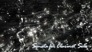 Sonata for Clarinet Solo イメージ